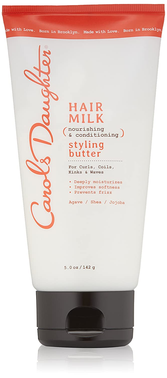 Carol's Daughter Hair Milk Styling Butter, 5 oz (Packaging May Vary) Carol' s Daughter 136856