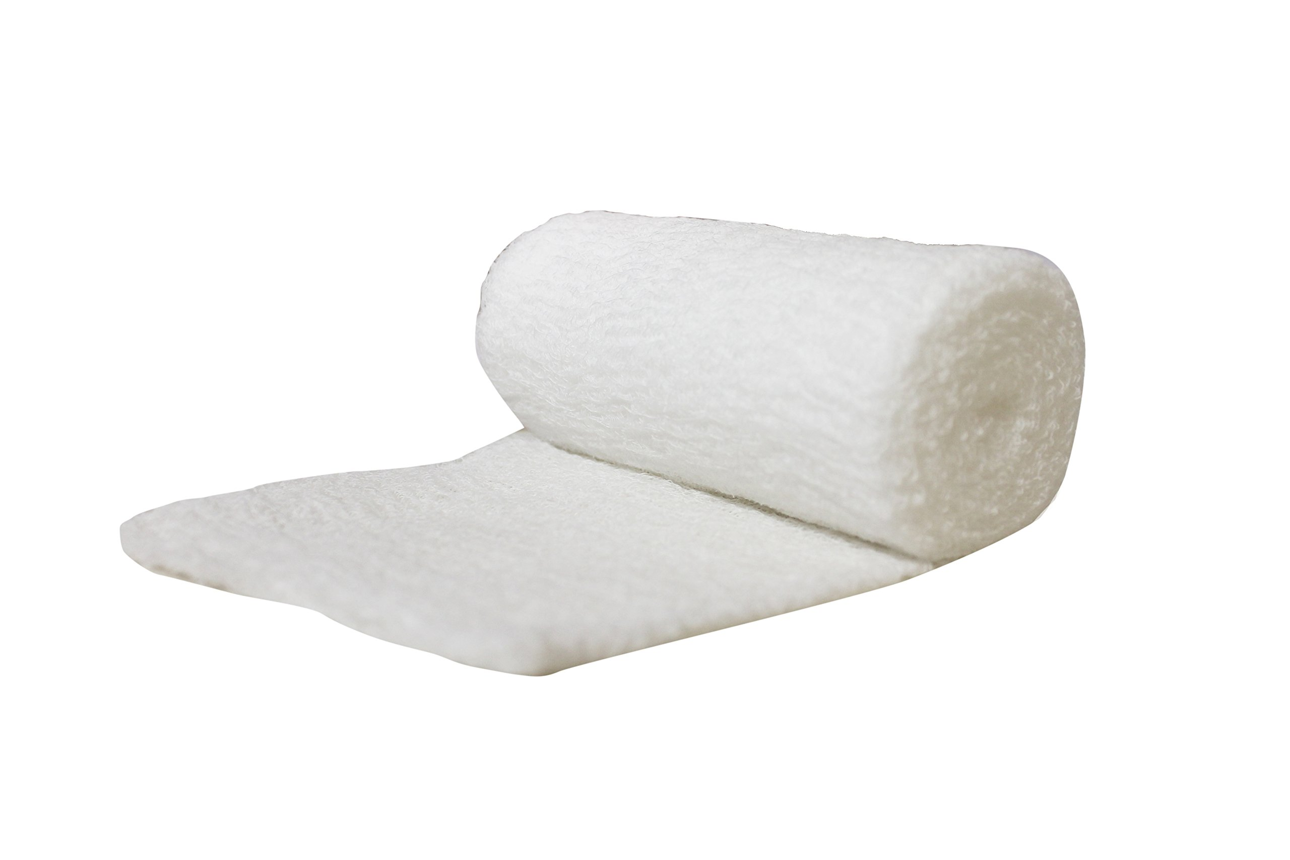 Dukal 545 Fluff Bandage Roll, Non-Sterile, 4.5'' W x 4.1 yd. L, 6-Ply (Pack of 100)