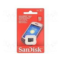 Cartão De Memória 32Gb Micro Sd + Adaptador SD SDSDQM-032G-B35 - Sandisk