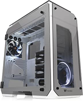 Thermaltake View 71 Snow Tempered Glass E-ATX Full Tower Computer Case