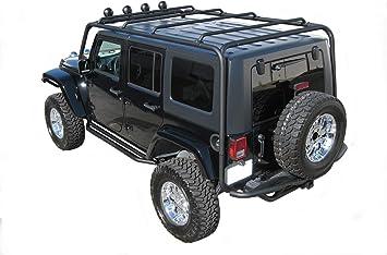 Trailfx Trail FX J029T Jeep Roof Rack