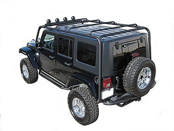 Trail FX J029T Jeep Wrangler Bike Rack