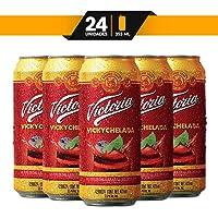 Cerveza Preparada Victoria Vickychelada 24 latas de 473ml c/u