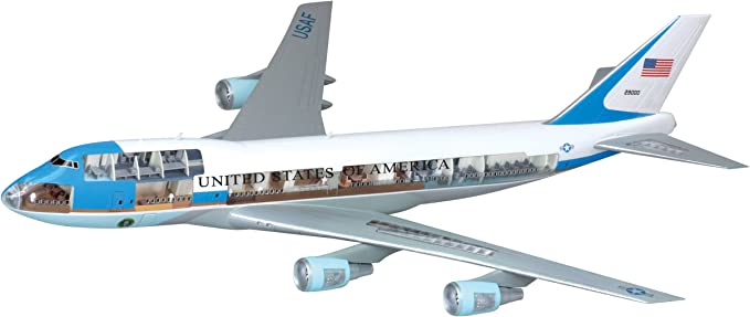 Amazon Com Dragon Models 1 144 Air Force One Boeing Vc 25a 747