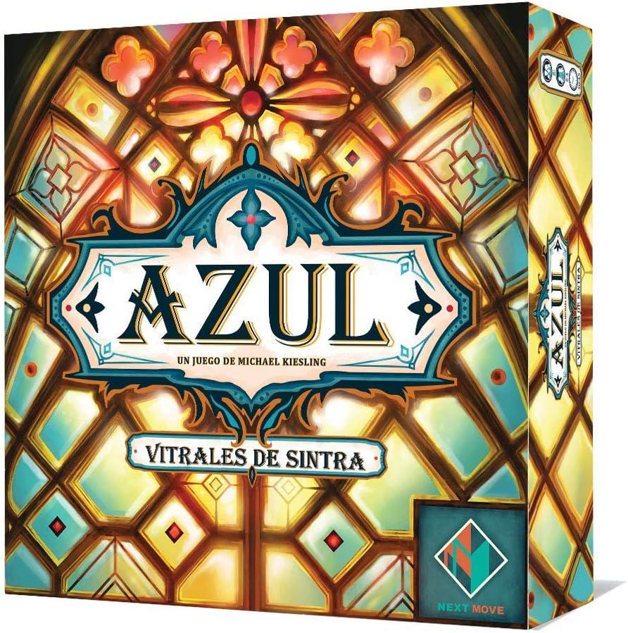 Asmodee - Azul Vitrales de Sintra (NMG00011ES): Amazon.es ...