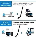 USB WiFi Adapter 1200Mbps, USB 3.0 Wireless Network