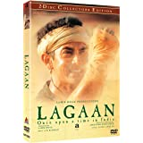 Lagaan Hindi DVD Fully Boxed 2 Disc set