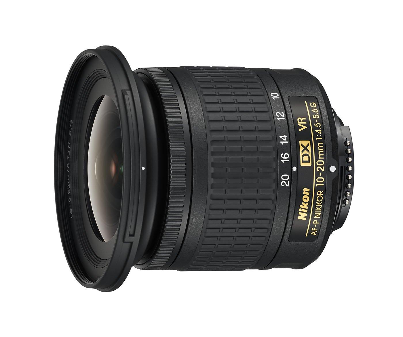 1. Nikon AF-P DX NIKKOR