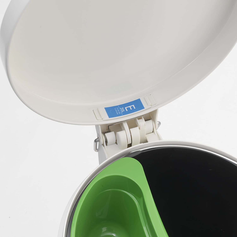 Amazon.com: Brabantia 478260 Pedal Bin, 20-liter, color ...