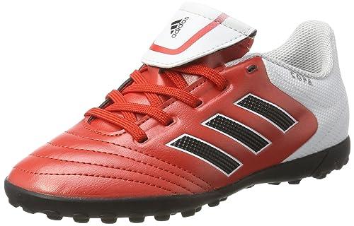 adidas Copa 17.4 TF J, Scarpe da Calcio Unisex – Bambini, Rosso (Red