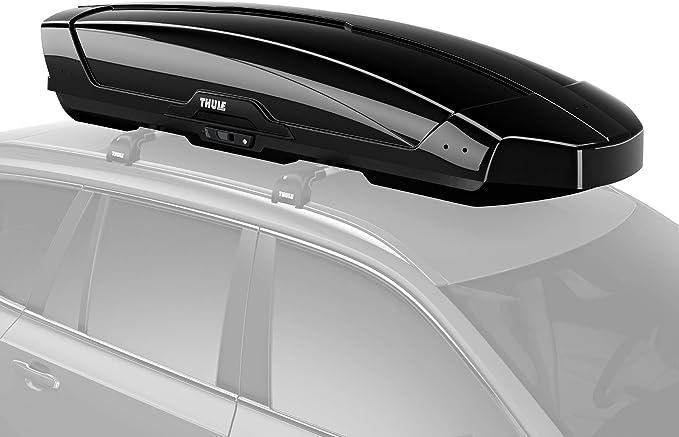 Thule 629901 Roof Boxes Motion Xt Black Full Size Xxl Auto