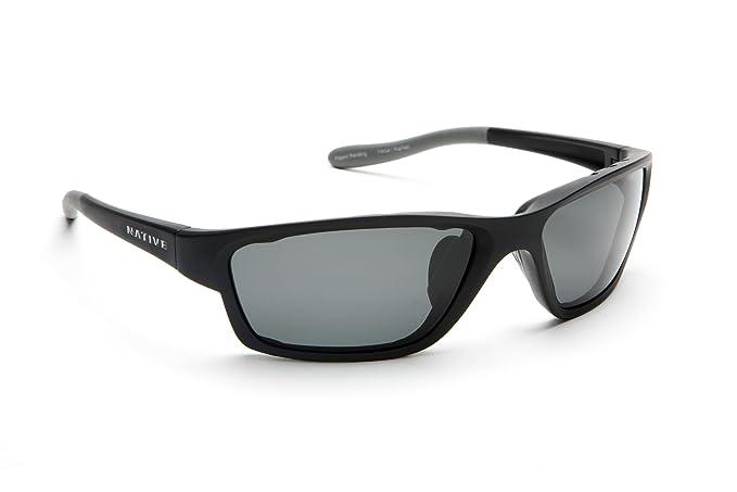 0f6621759bf Amazon.com  Native Eyewear Versa Sun Glasses (Gray
