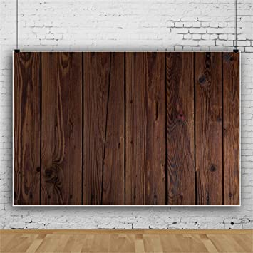 Haoyiyi 10x8ft Wood Backdrop Wooden Planks Plank Texture Board Wall Floor Background Photography Photo Newborn Baby 1st Birthday Party Bridal Shower Photo Booth Studio Prop Prop Decor