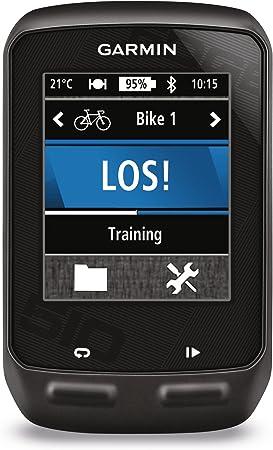 Garmin Edge 510 - Ordenador para Bicicletas (176 x 220 Pixeles, 20 ...