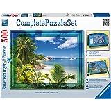 Ravensburger 14889 - Südsee Flair - 500 Teile Complete Puzzle Set