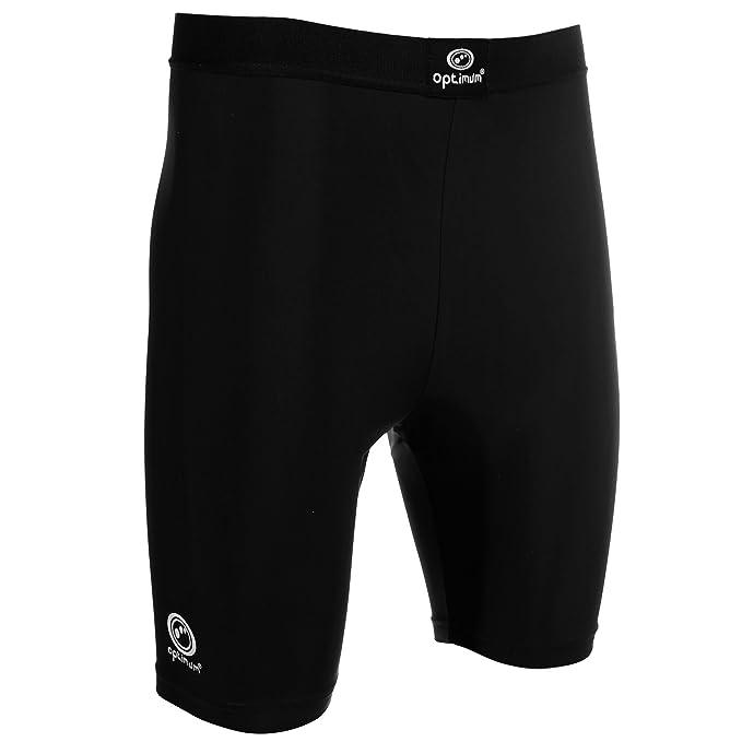 f90f69e26f OPTIMUM - Pantalón corto para hombre (licra y algodón)  Amazon.es ...