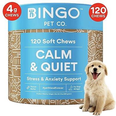 Calming Treats