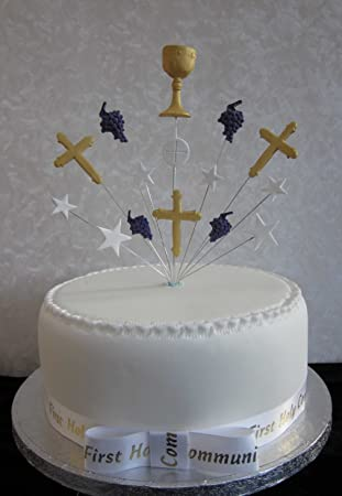 Gateaux de premiere communion for Idee deco 1ere communion
