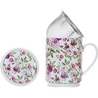 La Cija Rose Garden Tisana de Porcelana