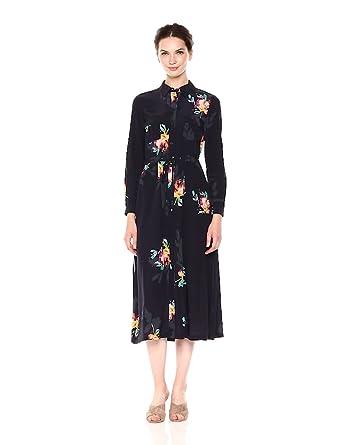 116783831e0 Amazon.com: French Connection Women's Delphine Drape Maxi: Clothing