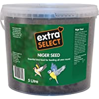 Extra Select Niger Seed Tub 5lt