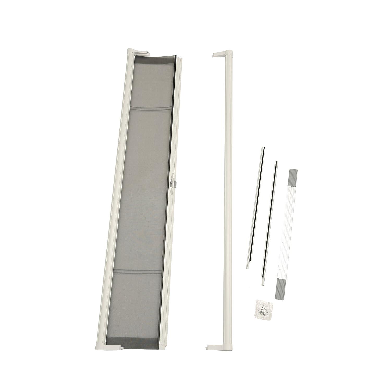 Odl Brisa Premium Retractable Screen For 80 In Inswing Hinged Doors