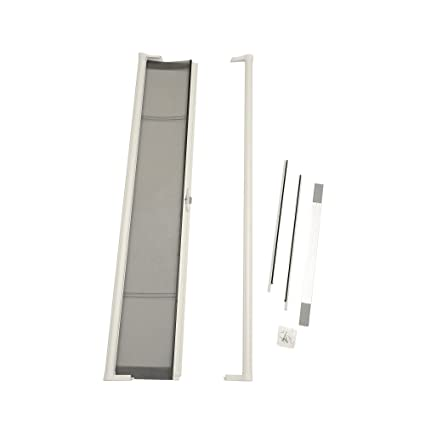 Ordinaire ODL Brisa Premium Retractable Screen For 80 In. Inswing Hinged Doors   White