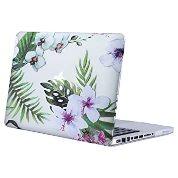 MOSISO Funda Dura para Old MacBook Pro 13 Pulgadas con CD-Rom A1278 (Versi&