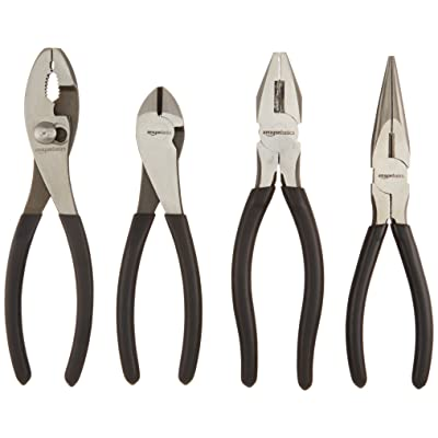 Basics Plier Tools Set - Set of 4
