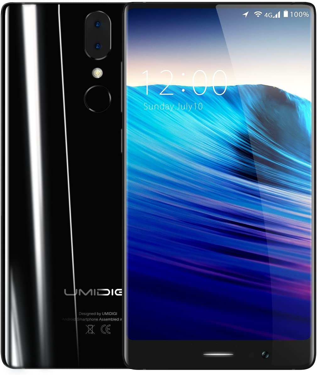 UMIDIGI Crystal Smartphone Libre 2GB+16GB/4GB+64GB (2GB+6GB): Amazon.es: Electrónica