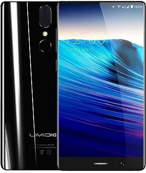 UMIDIGI Crystal Smartphone Libre 2GB+16GB/4GB+64GB (2GB+6GB ...