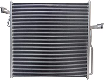 Sunbelt A//C AC Condenser For Ford Ranger Mercury Mountaineer 4821 Drop in Fitment