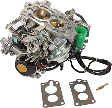 2 BBL Carb Carburetor For 1981-1987 Toyota Pickup 22R Engines US Shipping