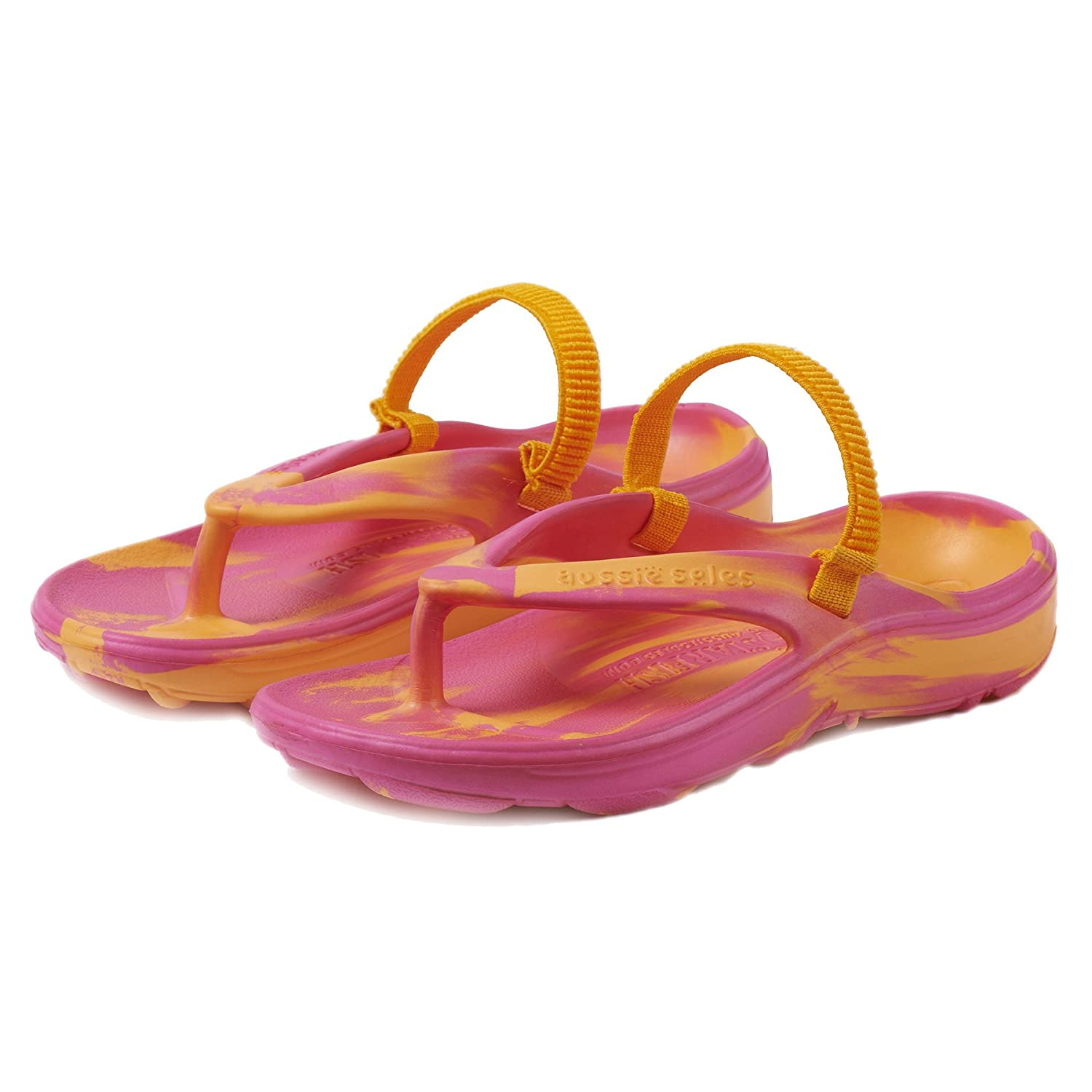 Aussie Soles Starfish Orthotic Flip Flops Toddlers Children - Unisex