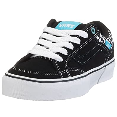 179a6d0c4c Vans Women s Aubree (Hello Kitty) Skateboarding Shoe (check) black blue  white VIH73TM 2.5 UK  Amazon.co.uk  Shoes   Bags