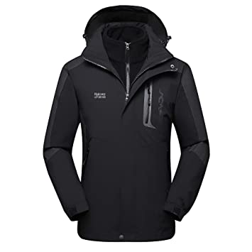 Amazon.co.uk: 3 in 1 Jackets: Sports & Outdoors
