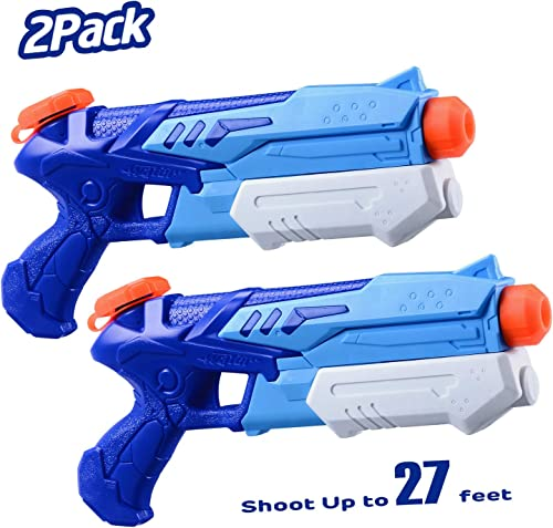 10 Best Water Guns of 2021 [Reviewed & Buyer's Guide]