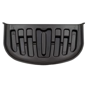 Supplying Demand WR17X12910 Refrigerator Grill Recess Compatible With GE Fits 1719745, AH3487867