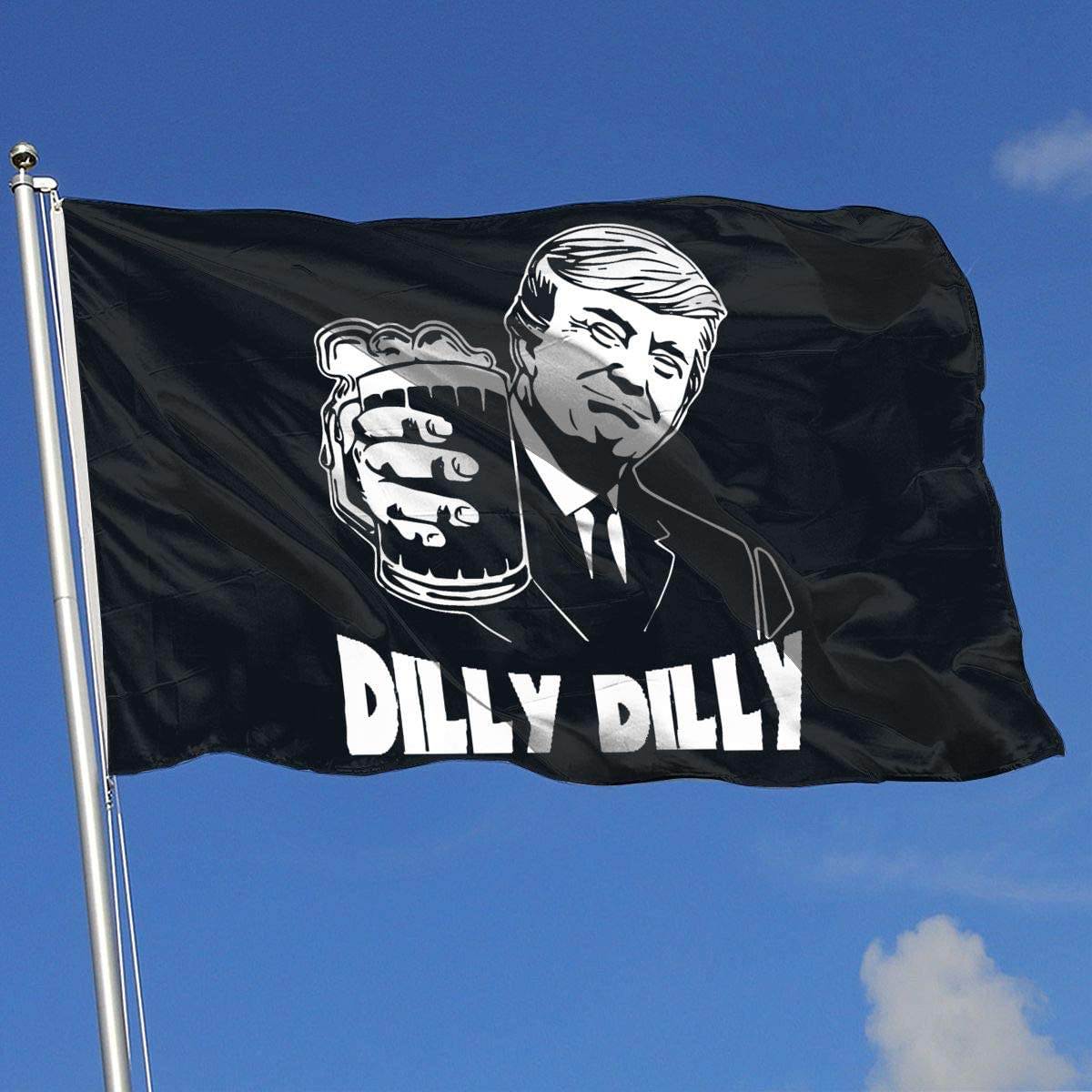 DILLY DILLY FUNNY Vinyl Banner Flag Sign Many Sizes USA