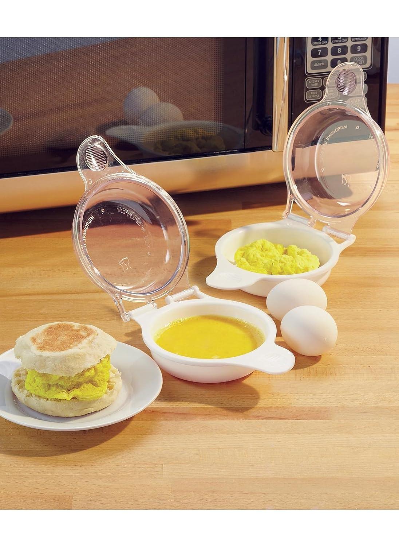 Antiguo hogar cocina microondas huevos N Muffin cocina ...