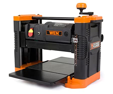 WEN 6550 12.5-Inch 15A Benchtop Thickness Planer with Granite Table Review