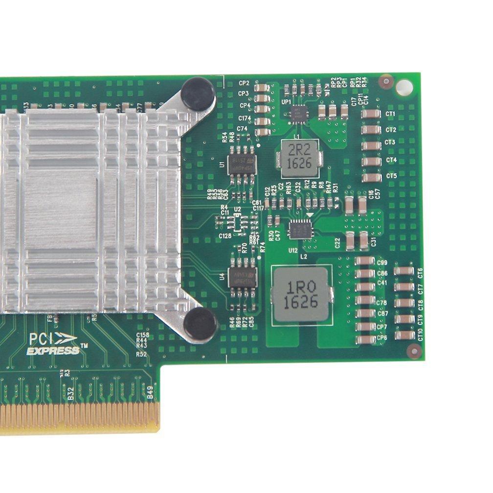 10Gbit PCI Express x4 LAN Adapter 10Gtek/® 10GbE PCIE Scheda di Rete per Intel X550-T1- ELX550AT Chip 10Gb NIC per Windows Server Windows 7//8//10 Single Porte RJ45 3-Year Warranty Linux