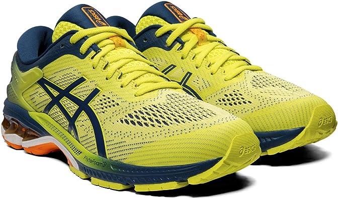 Asics Gel-Kayano 26 Kai, Zapatillas de Running por Hombre: Amazon.es: Zapatos y complementos