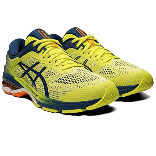 ASICS Gel Kayano 26 Kai Sour Yuzu MAKO Blue: Amazon.it