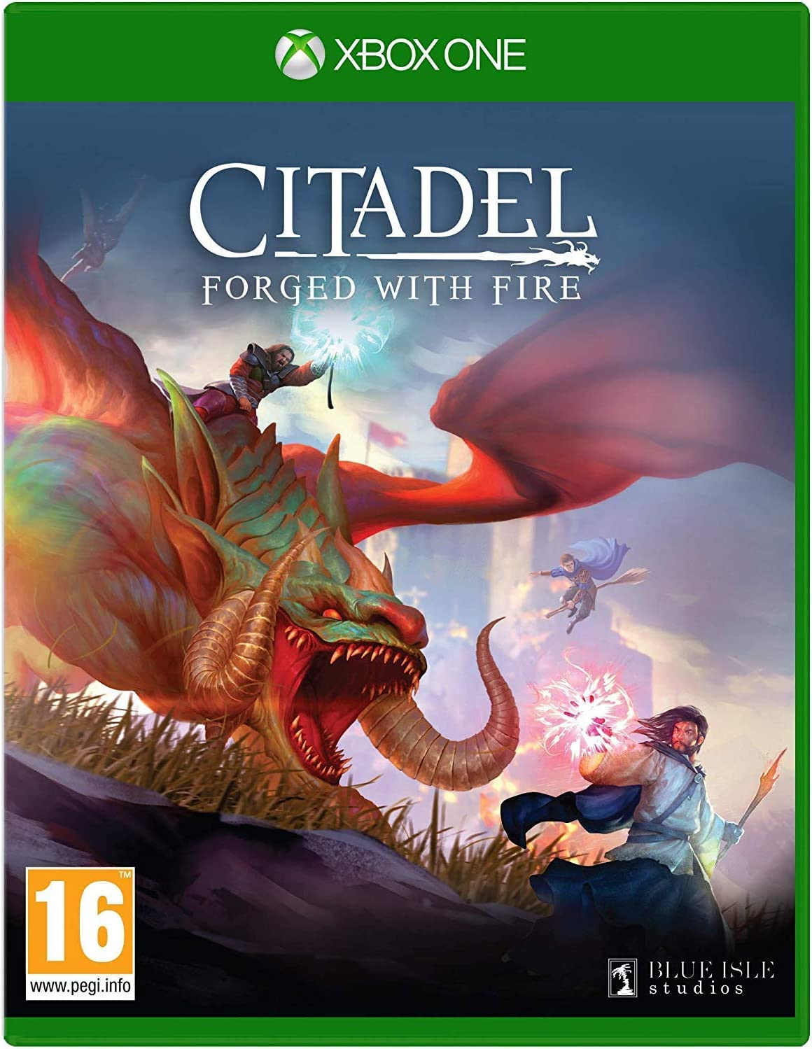 Citadel Forged with Fire - Xbox One: Amazon.es: Videojuegos