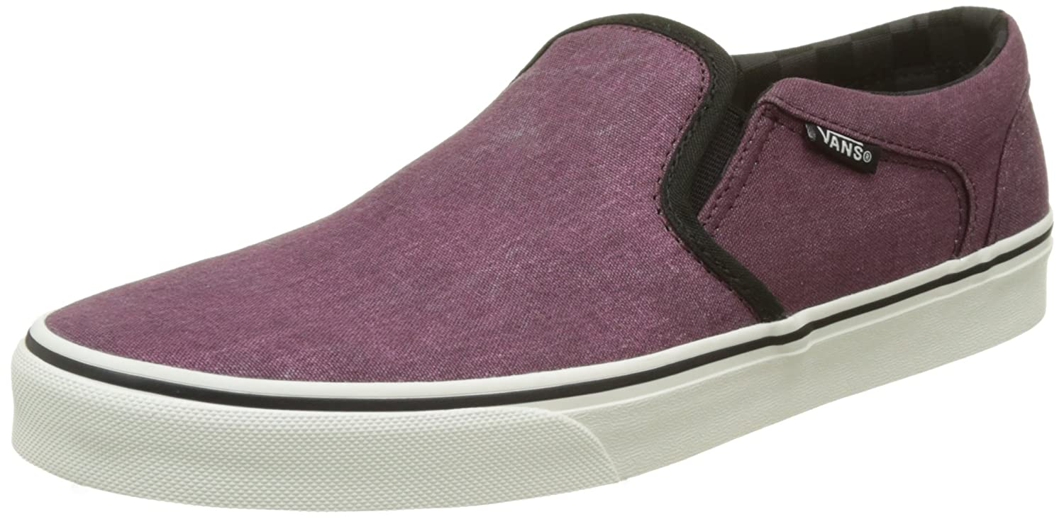 a67470f3aaf Vans Men s Asher Sneakers  Buy Online at Low Prices in India - Amazon.in