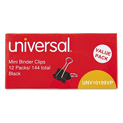 Universal Large Binder Clips