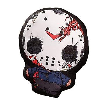 Jason Voorhees Mezco Flatzos Plush Friday the 13th