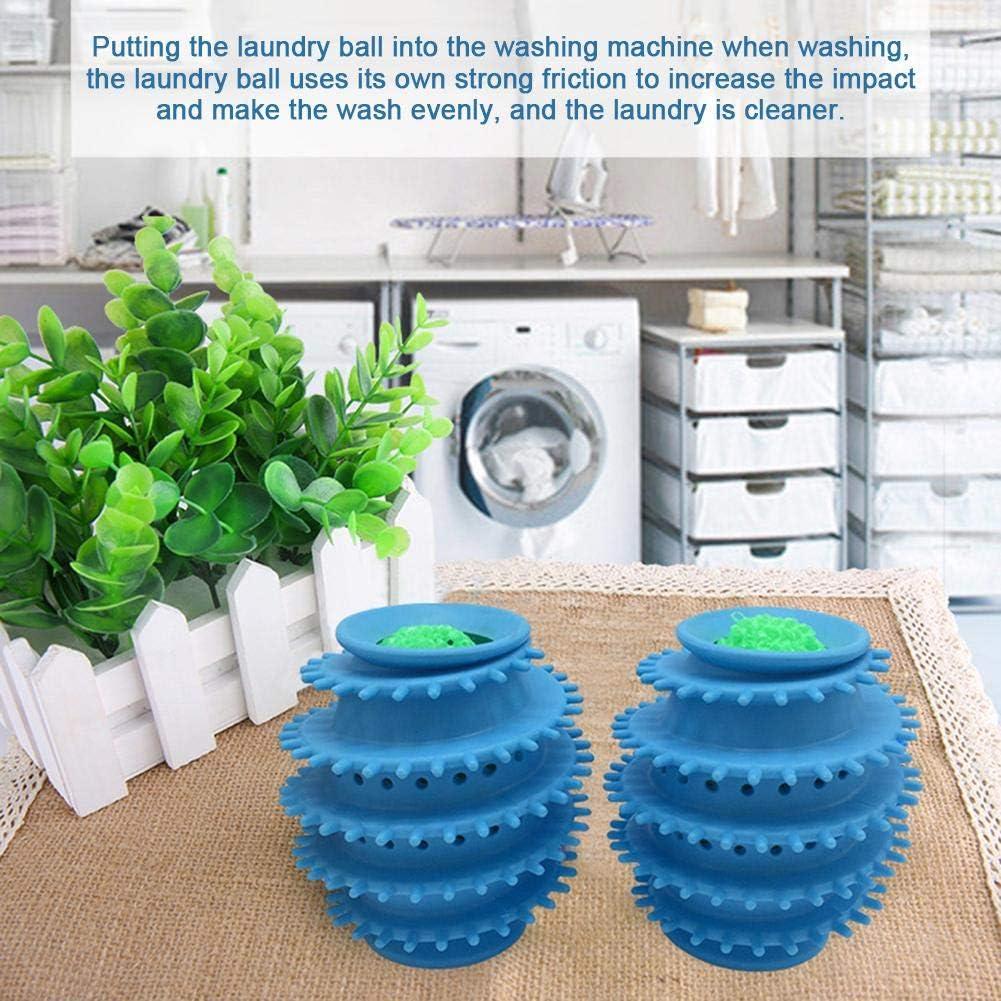 per la pulizia dei vestiti morbidi riutilizzabili Goodtimera ecologiche e senza sostanze chimiche Palline per asciugatrice