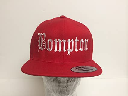 ec606ceb305 Image Unavailable. Image not available for. Color  The Classic Bompton  Snapback Hat